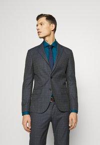 Bertoni - DREJER JEPSEN SUIT - Suit - dark blue - 2