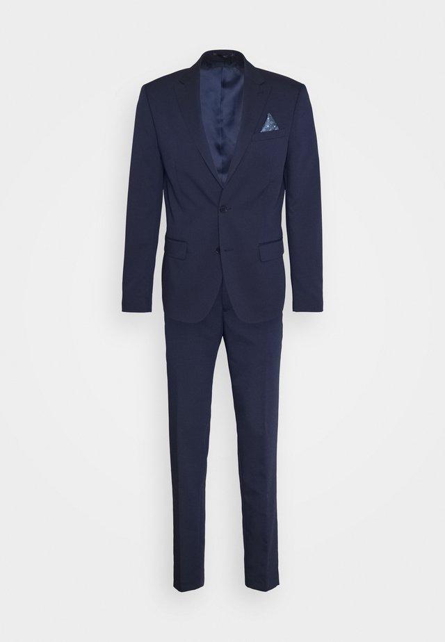 DREJER JEPSEN SUIT - Kostym - blue