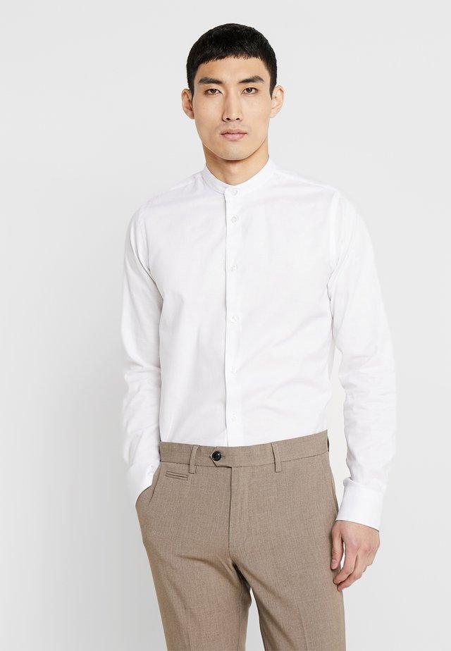 HJALTE - Camicia - white
