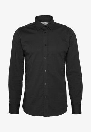 GUSTAV - Formální košile - jet black