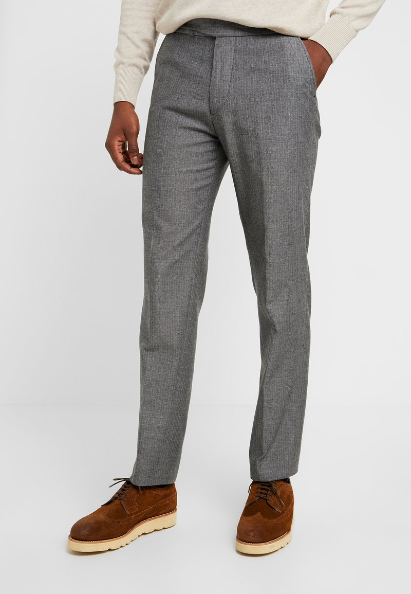 Bertoni - DUUS - Trousers - salt/pepper