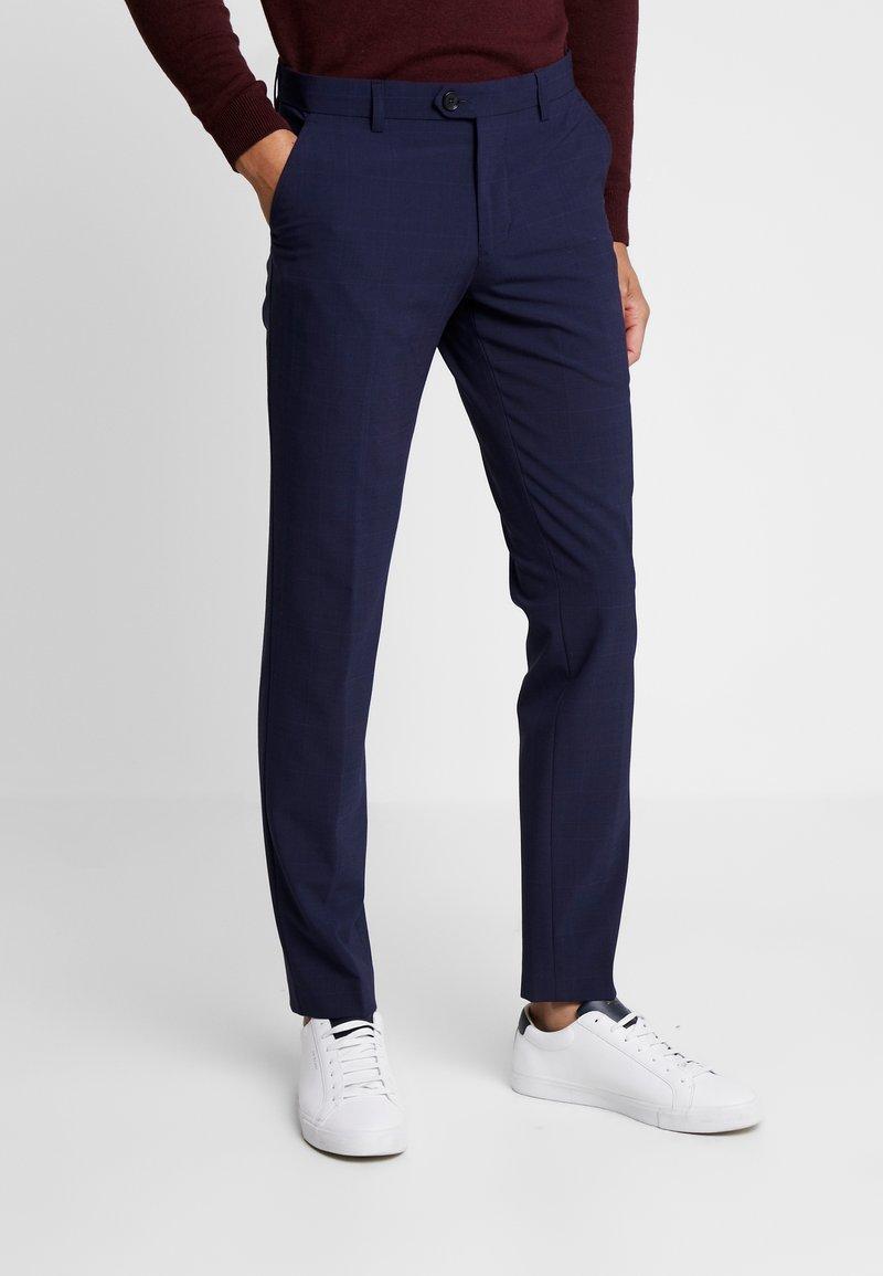 Bertoni - BLOCH TROUSER - Kalhoty - blue