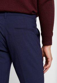 Bertoni - BLOCH TROUSER - Kalhoty - blue - 5
