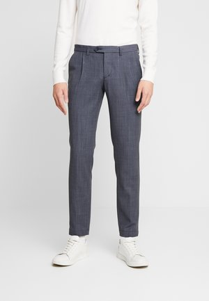 SHACK TROUSER - Pantalon classique - dark atlantic