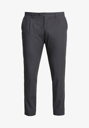 SHACK TROUSER - Trousers - anthracite