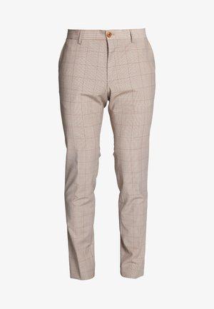 RAVN TROUSERS - Kalhoty - beige