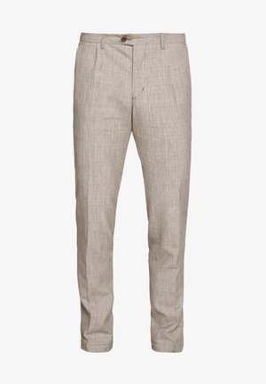 SHACK TROUSERS - Trousers - olive leaf
