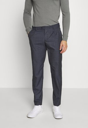 SHACK TROUSERS - Pantaloni - dark blue