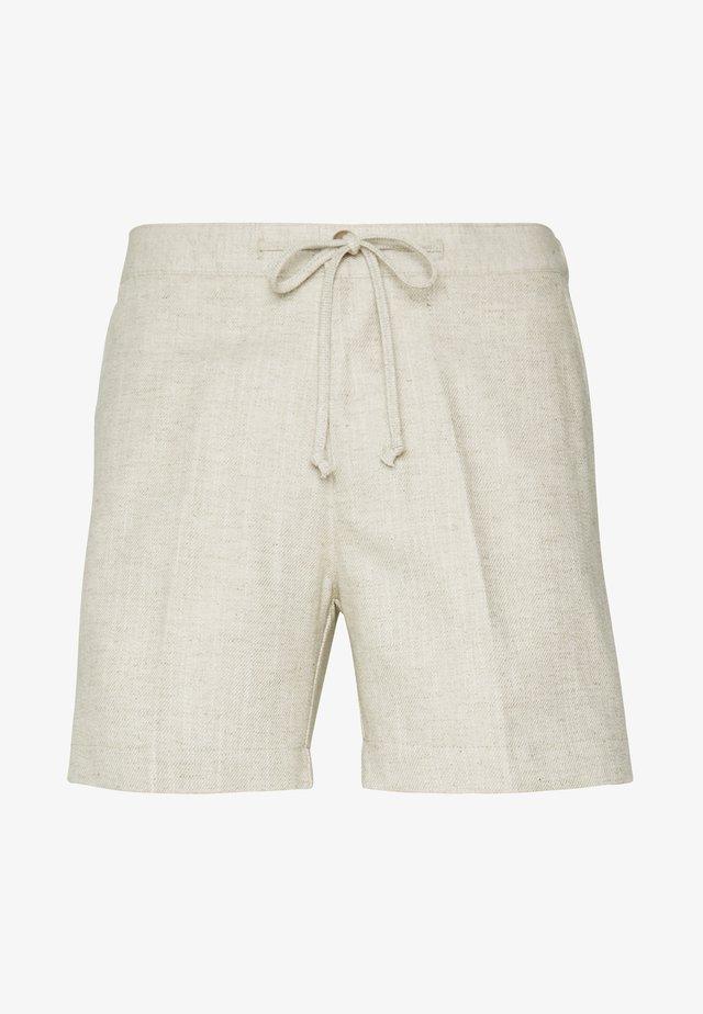 HEJGAARD - Pantaloni - sand