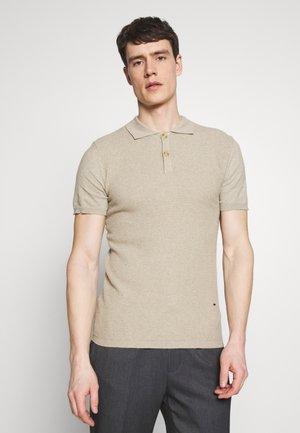 VALBORG - Polo shirt - warm sand