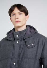Band of Outsiders - BAND PUFFER - Veste mi-saison - verbier grey - 5