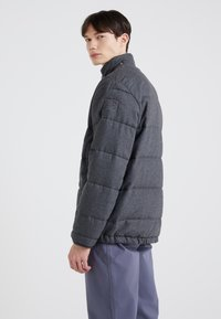 Band of Outsiders - BAND PUFFER - Veste mi-saison - verbier grey - 3