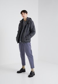 Band of Outsiders - BAND PUFFER - Veste mi-saison - verbier grey - 1