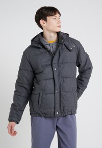 Band of Outsiders - BAND PUFFER - Veste mi-saison - verbier grey - 0