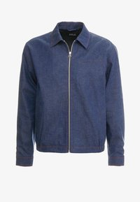 Band of Outsiders - COACH JACKET - Jeansjacke - navy - 3