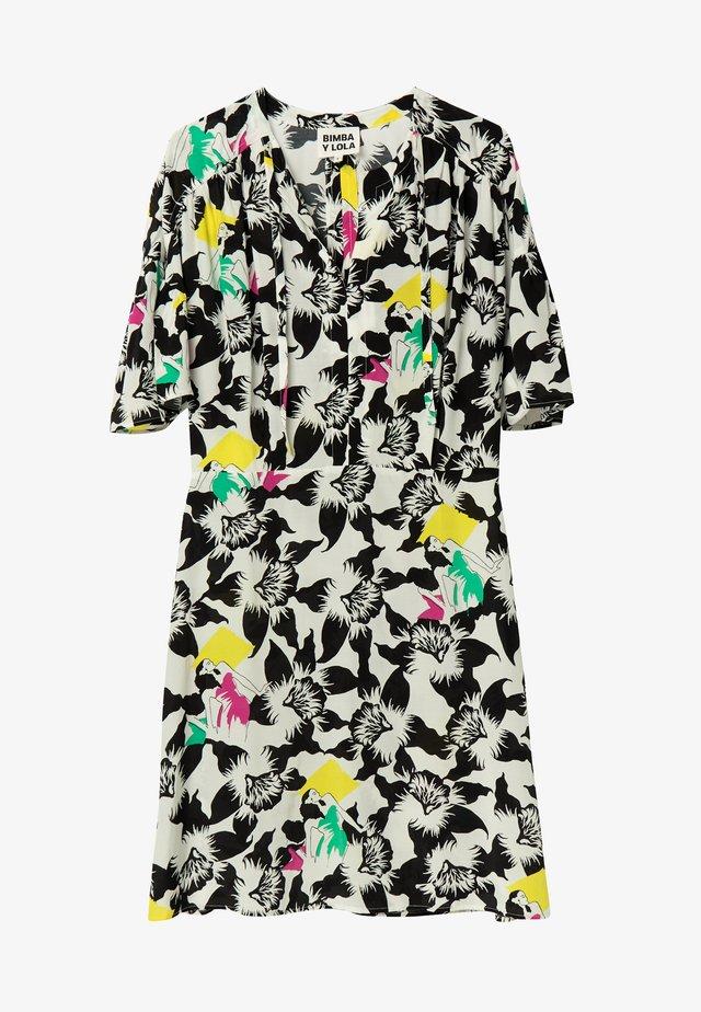 SHORT PARADISE GIRLS DRESS - Korte jurk - paradise