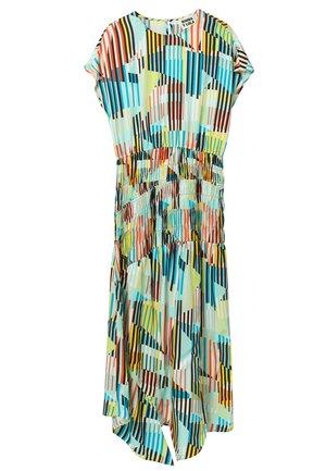 AQUA WIND-STRIPES  - Day dress - wind stripes aqua