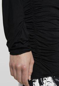 Bimba Y Lola - Long sleeved top - black - 4