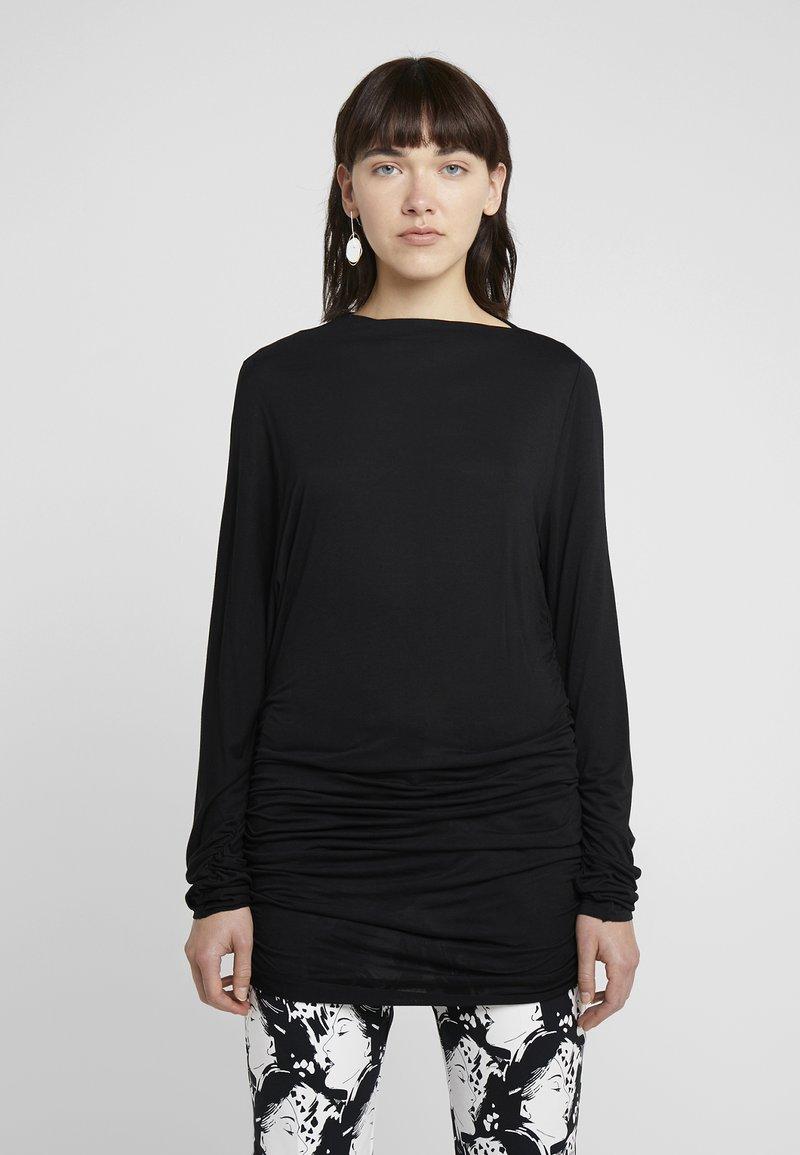 Bimba Y Lola - Long sleeved top - black