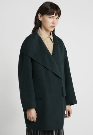 Short coat - dark green