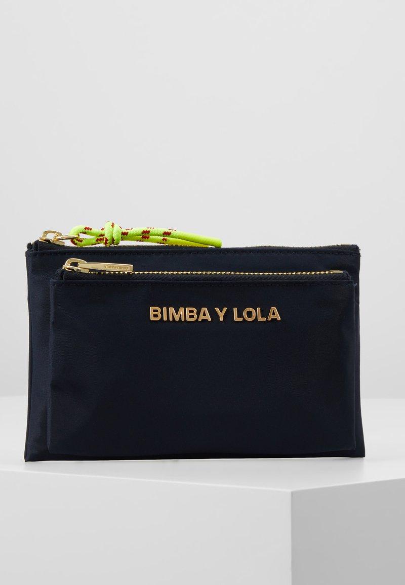 Bimba Y Lola - WITH ROPE - Portemonnee - navy