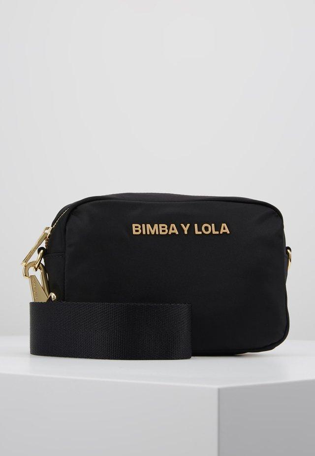 MINI - Across body bag - black