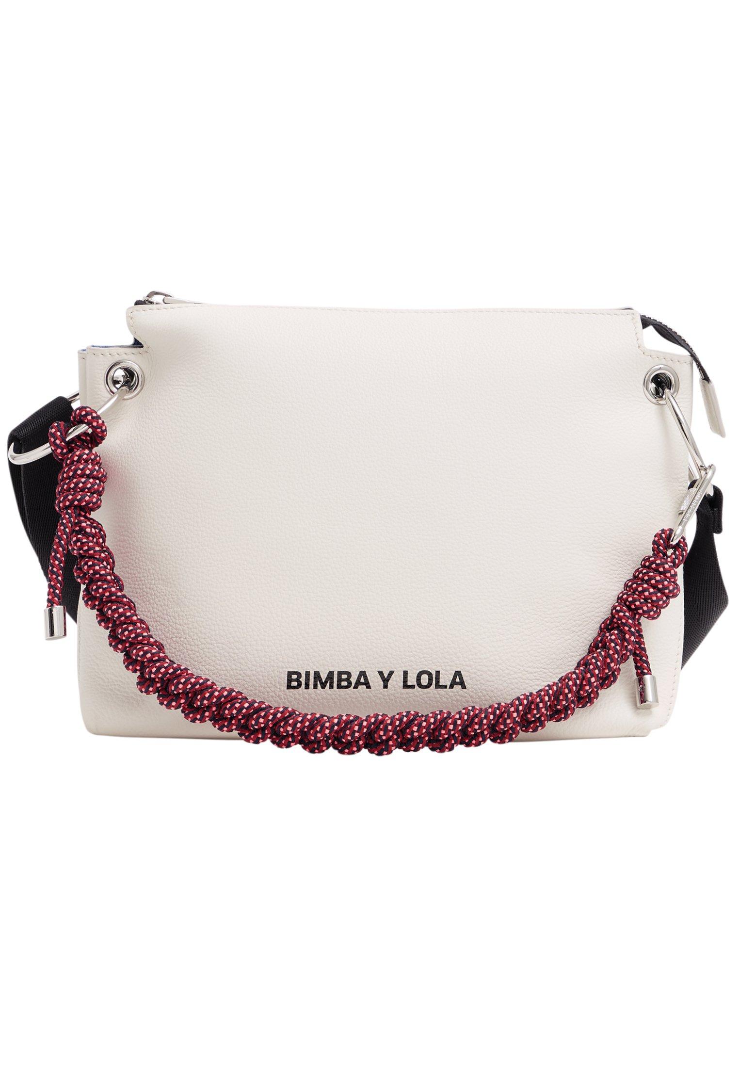 Bimba Y Lola Schoudertas - White