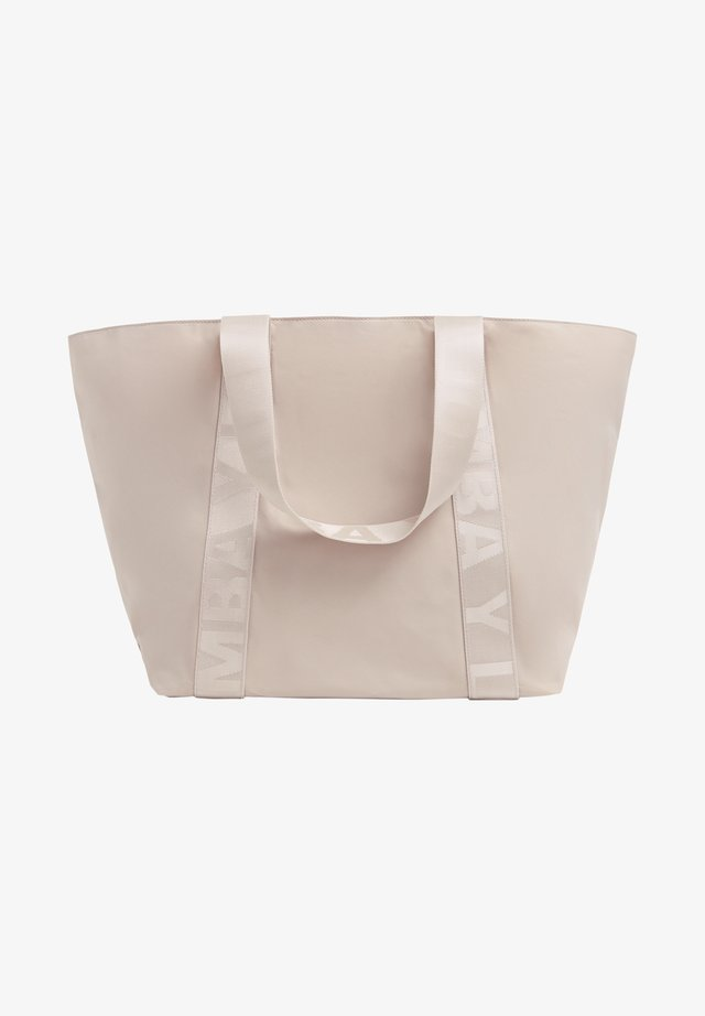 Shopping Bag - sandstone