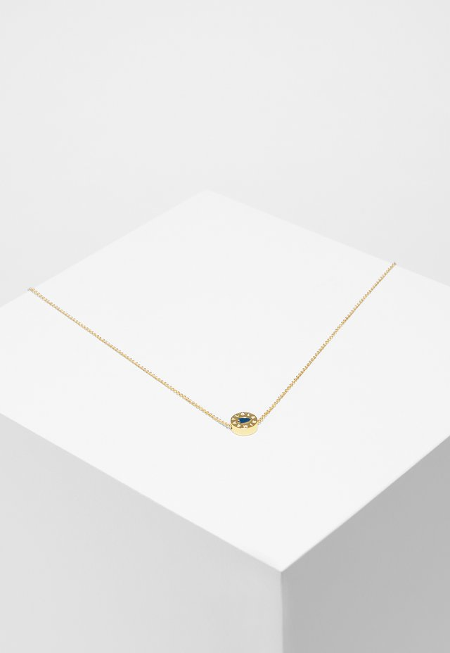 Necklace - navy