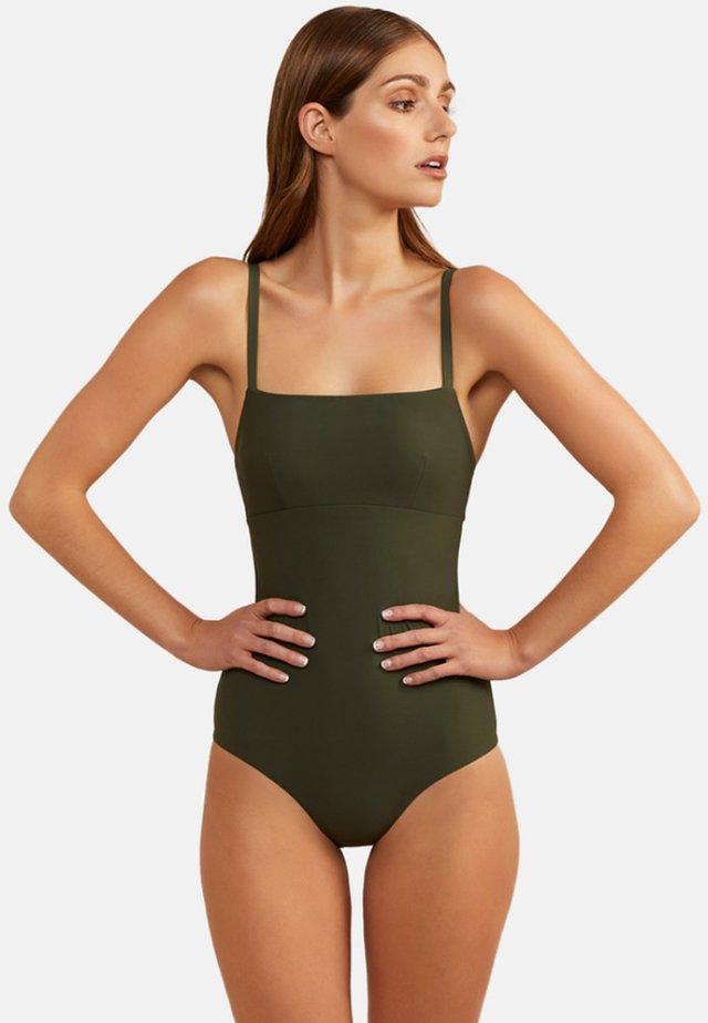 AERIN  - Swimsuit - khaki