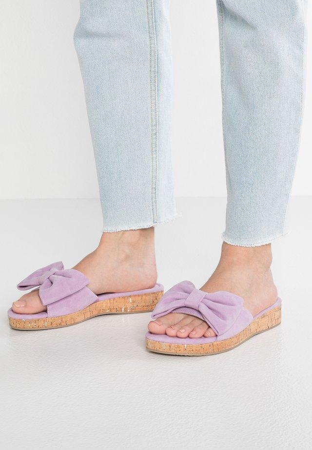 Sandaler - lavender