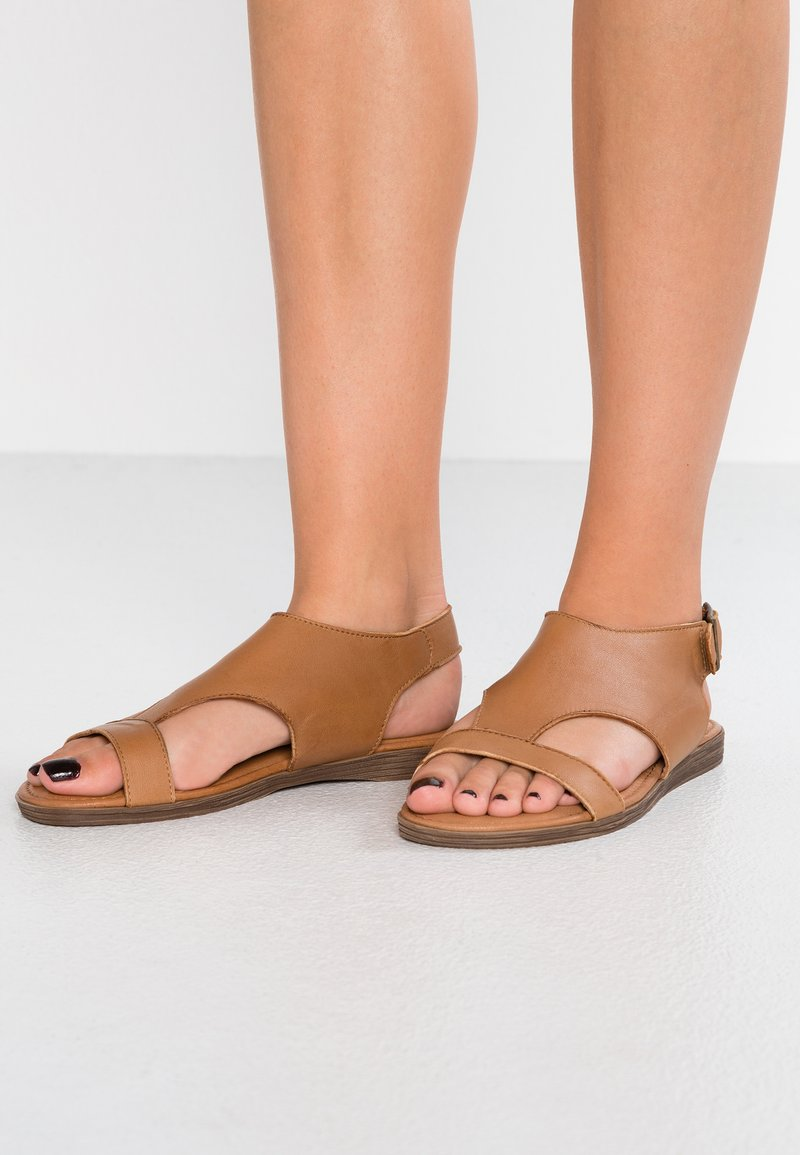 Be Natural - Sandalen - cognac