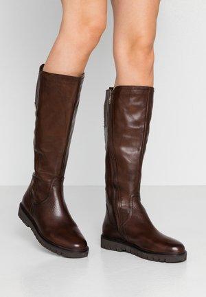 Støvler - mocca