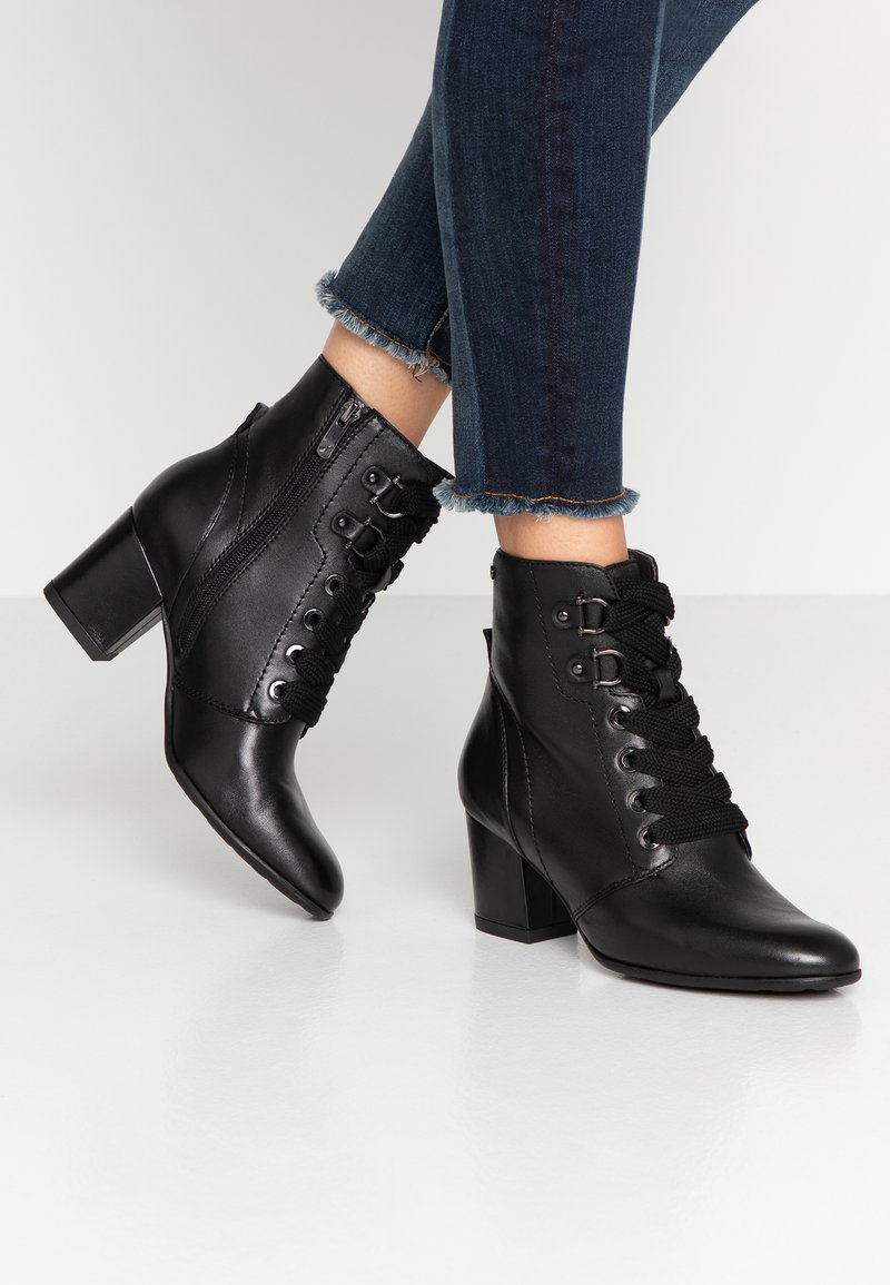 Be Natural - Veterboots - black