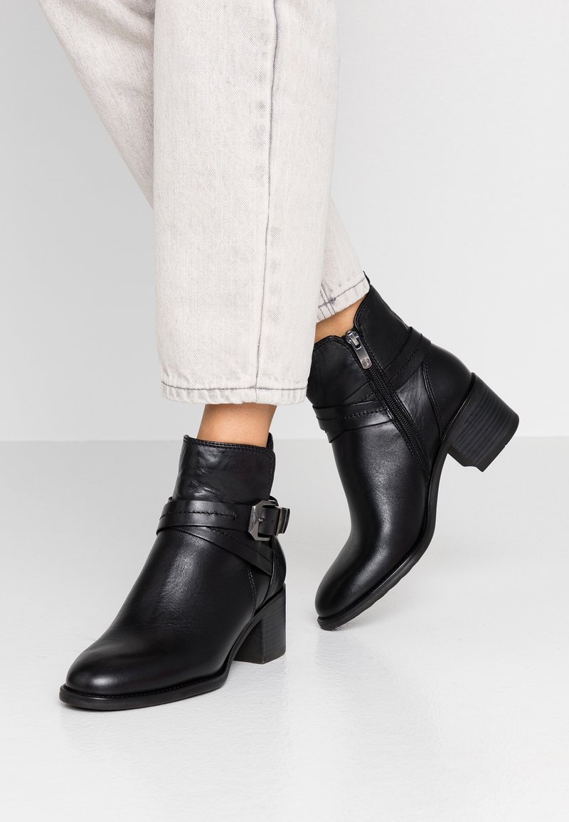 Be Natural - Ankelboots - black