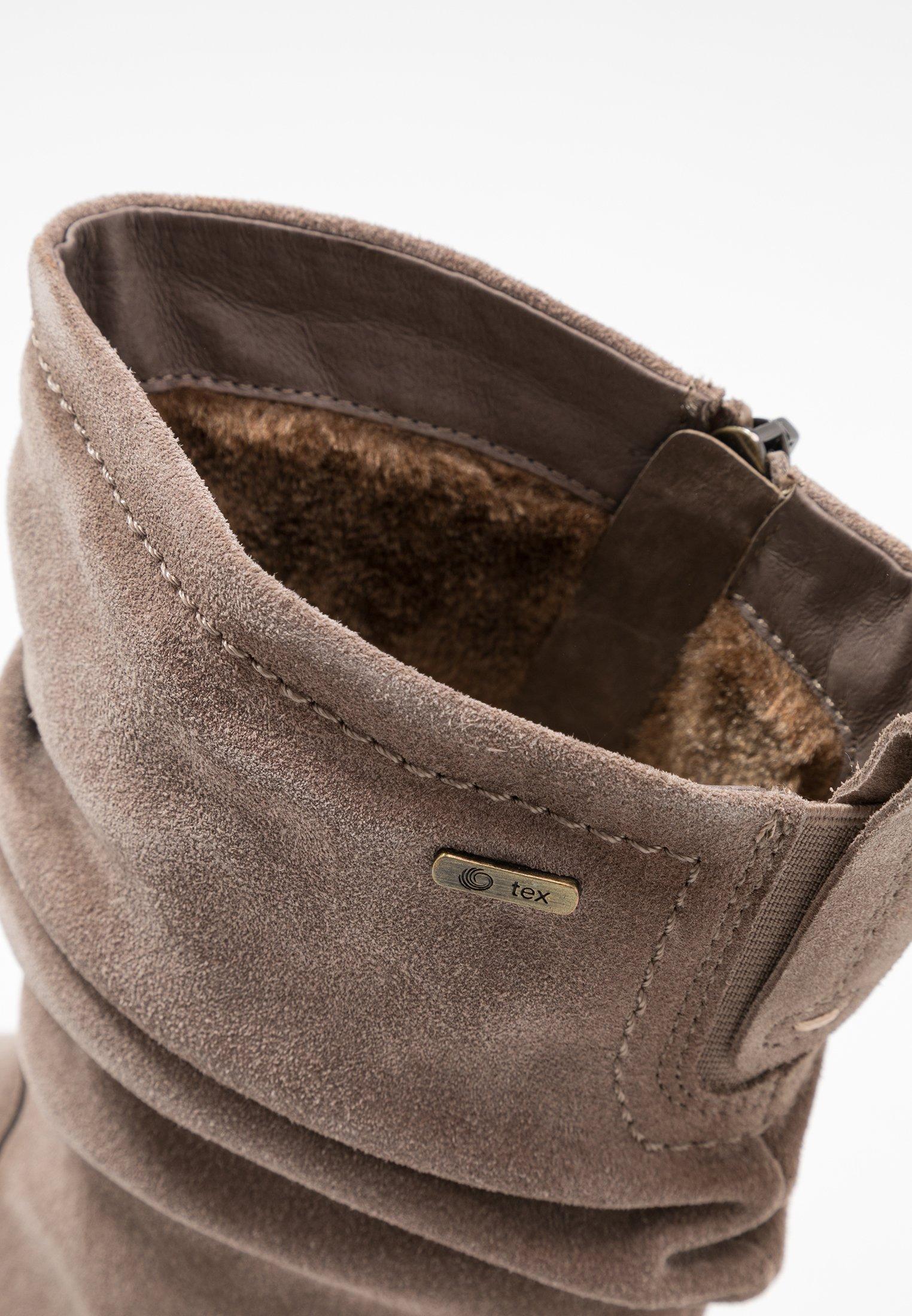 Be Natural Støvletter - Taupe