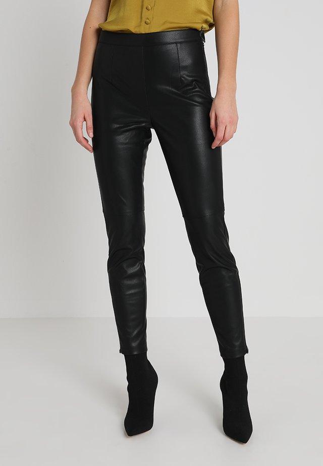 TAILORED PANT - Leggings - Hosen - black