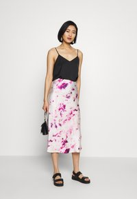 Bardot - KENDAL BIAS SKIRT - A-snit nederdel/ A-formede nederdele - purple - 1