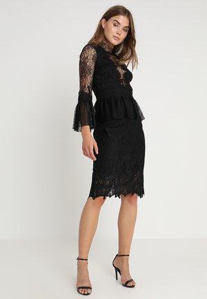 FRANKIE DRESS - Koktejlové šaty/ šaty na párty - black