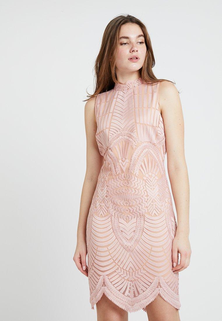Bardot - ALICE DRESS - Cocktail dress / Party dress - latte pink