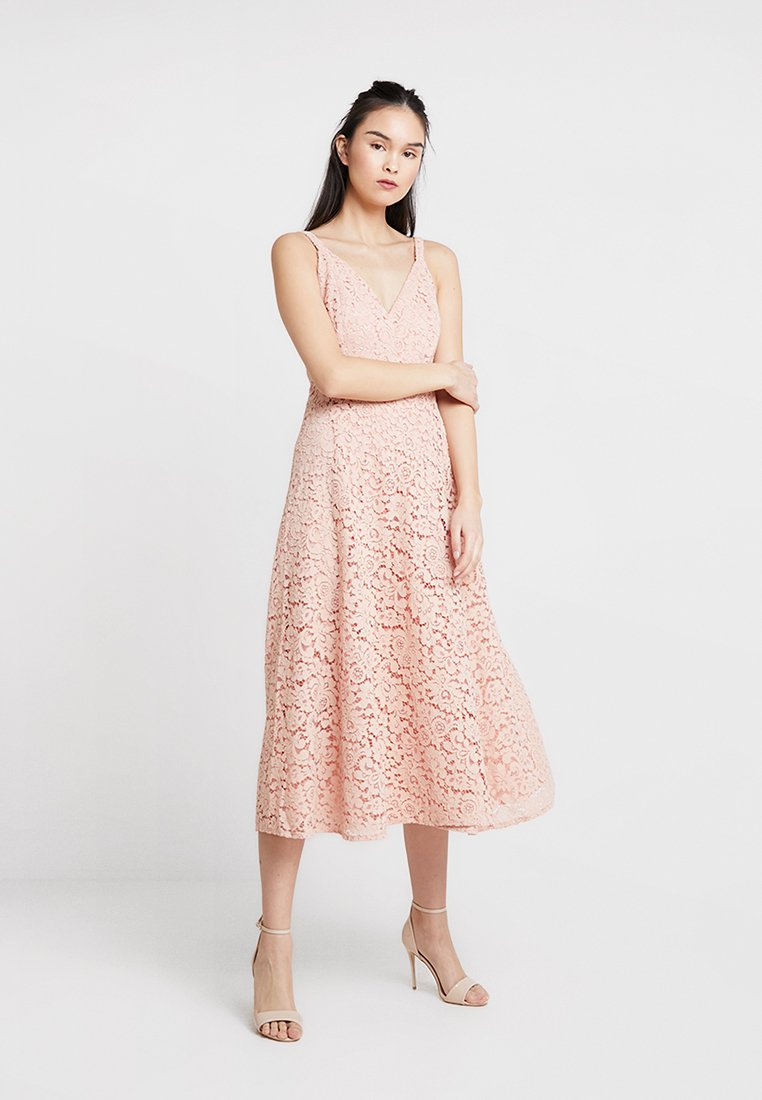 Bardot - GENOVEVE DRESS - Cocktailkjoler / festkjoler - dusty rose