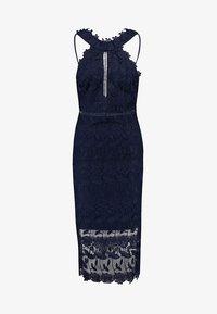 Bardot - NONI HALTER DRESS - Cocktail dress / Party dress - navy - 5
