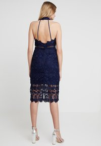 Bardot - NONI HALTER DRESS - Cocktail dress / Party dress - navy - 3