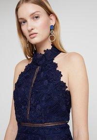 Bardot - NONI HALTER DRESS - Cocktail dress / Party dress - navy - 4