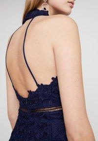 Bardot - NONI HALTER DRESS - Cocktail dress / Party dress - navy - 6