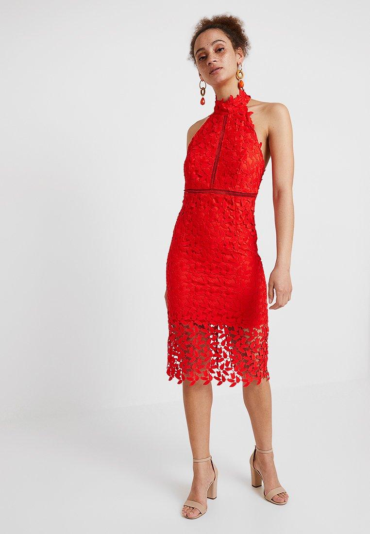 Bardot - GEMMA DRESS - Cocktailkleid/festliches Kleid - poppy red