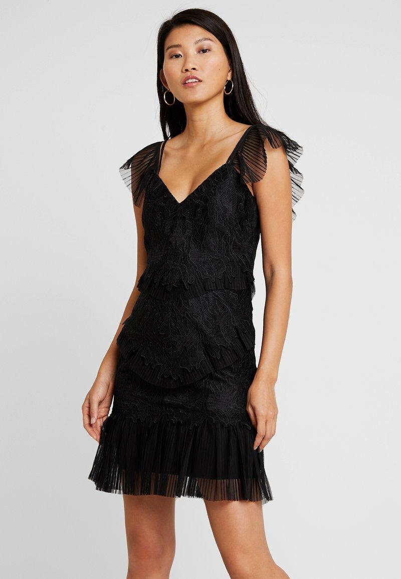Bardot - VALORIE DRESS - Cocktailjurk - black
