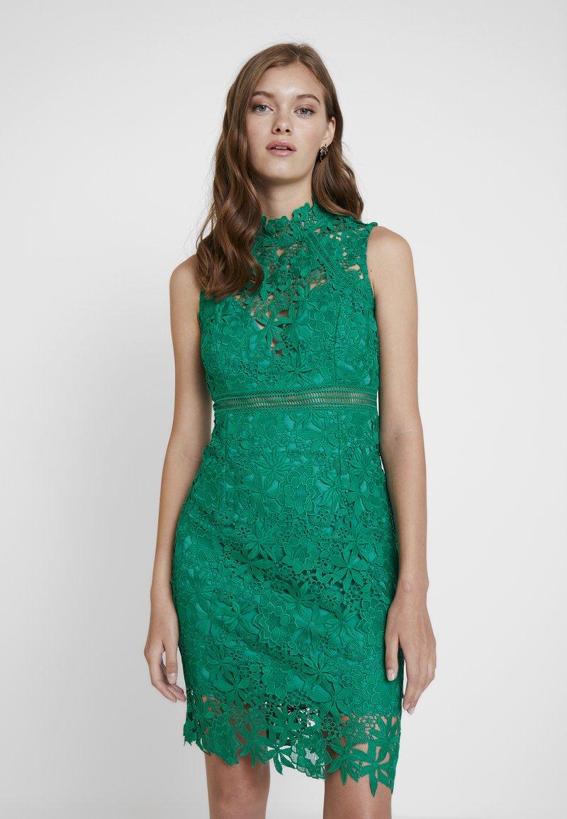 Bardot - ELENI DRESS - Koktejlové šaty/ šaty na párty - green lake
