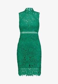 Bardot - ELENI DRESS - Koktejlové šaty/ šaty na párty - green lake - 5