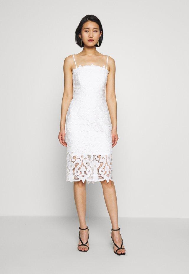 LINA DRESS - Cocktailjurk - ivory